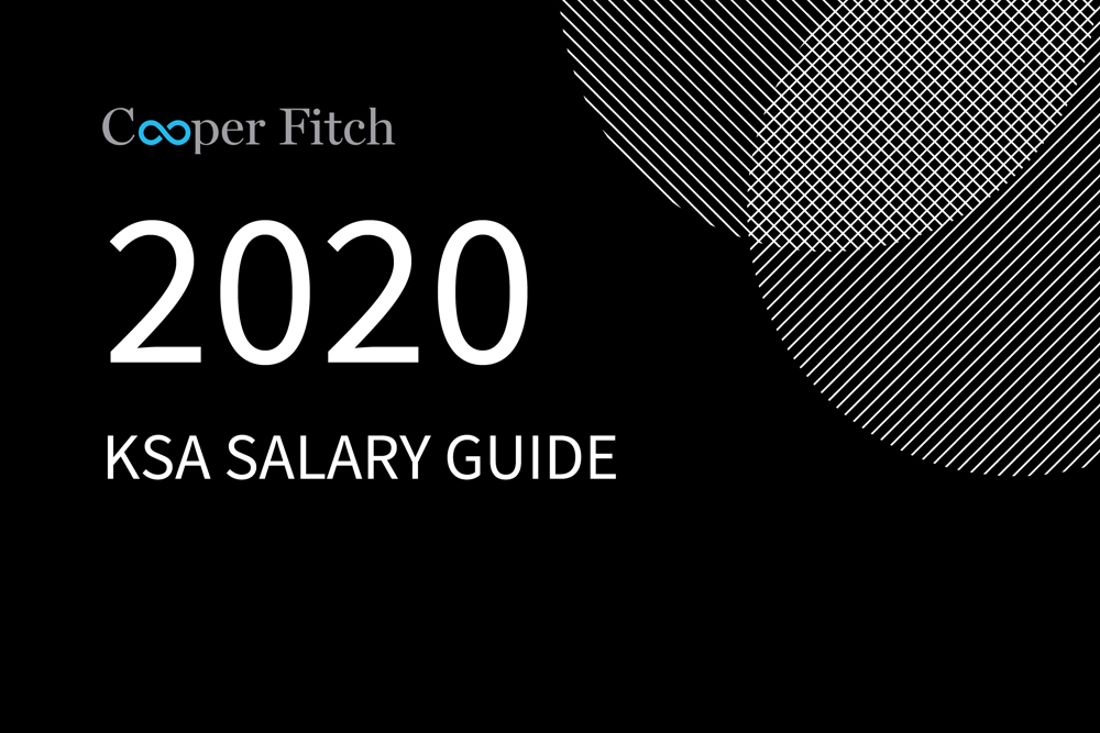 KSA salary guide 2020 Cooper Fitch