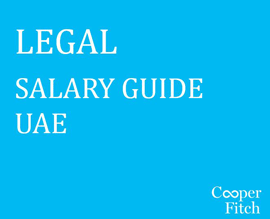 Legal Salary Guide 2017 Cooper Fitch