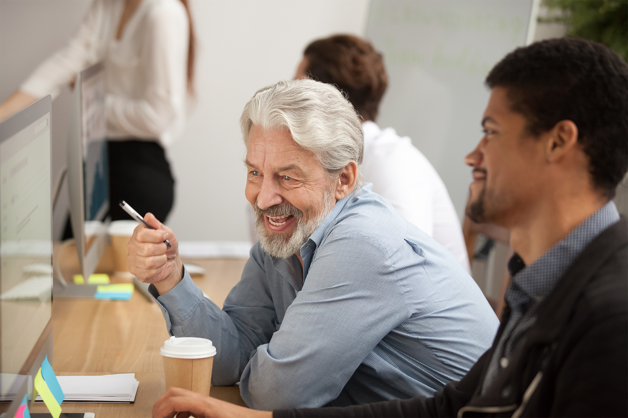 4 Secrets to Being an Approachable Manager