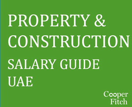 Property & Construction Salary Guide 2017 Cooper Fitch
