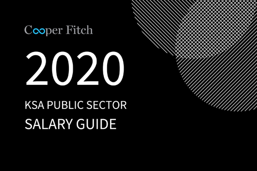 Public Sector KSA salary guide 2020 Cooper Fitch