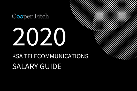 Telecommunications KSA salary guide 2020 Cooper Fitch
