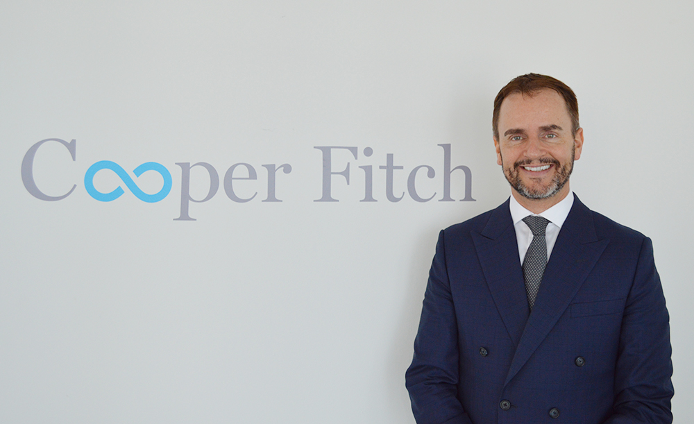 CEO, Cooper Fitch