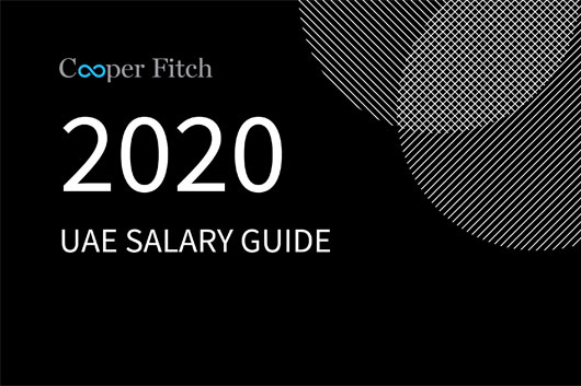 UAE salary guide 2020 Cooper Fitch