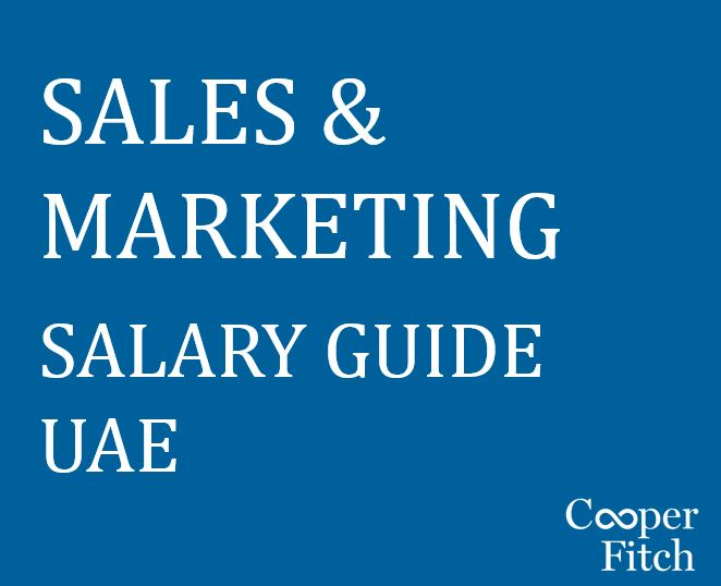 H1 UAE Salary Guide 2017