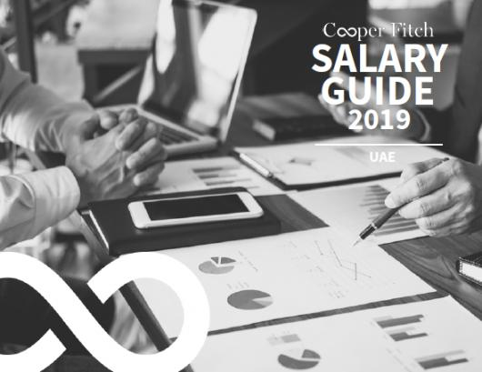 Banking & Financial Services UAE Salary Guide 2019