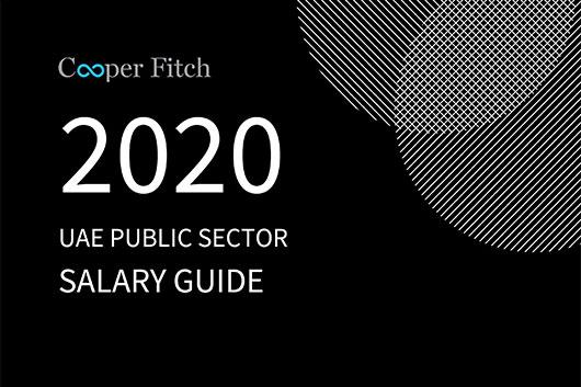 Public Sector UAE salary guide 2020 Cooper Fitch